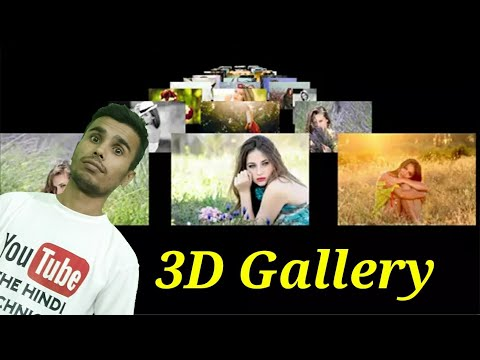 3D Gallery - One Of Most Amazing App 2017 ! App Of The Day ! Day 14
