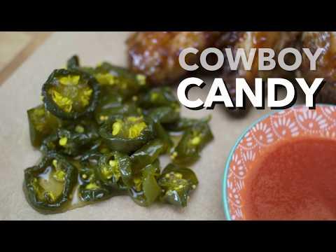 Cowboy Candy (a.k.a. Candied Jalapeños)