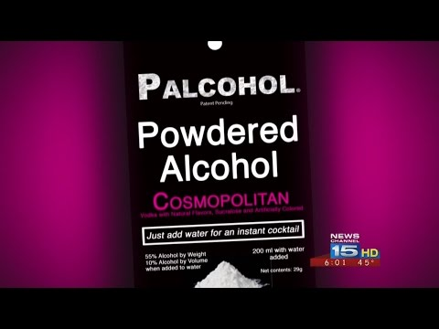 New form of alcohol worries lawmakers, liquor store business