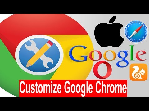How To Customize Google Chrome | Change New Tab Page in Google Chrome