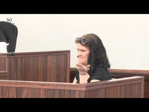 Susan Carpenter-Flower takes stand