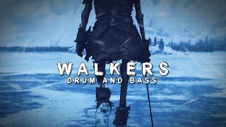 Walkers - Epic Hard DRUM and BASS Mix | Best of NEUROFUNK Mix