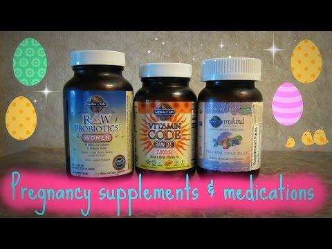 Pregnancy Supplement and Prescriptions - Bump Shot 16 weeks!