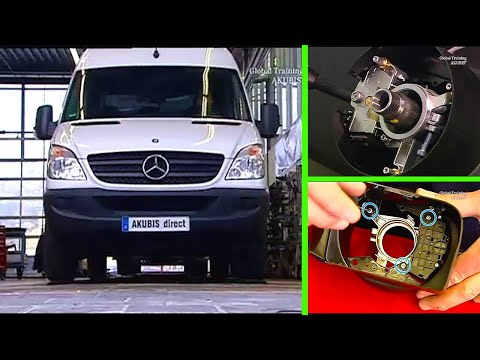 Mercedes Benz Sprinter | Retrofit cruise control