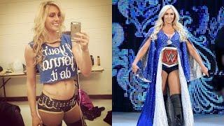 Wrestling Origins: Charlotte Flair