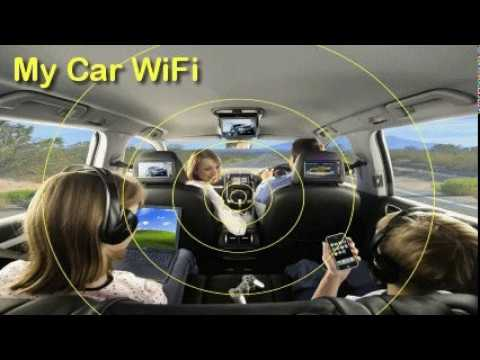my car wifi hotspot - wi-fi on the move - anywhere.