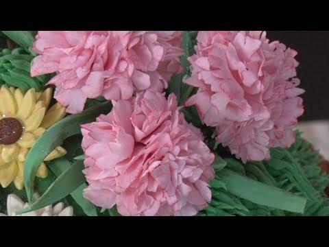 Cake Journey Lesson 32- Making Gum Paste Carnations