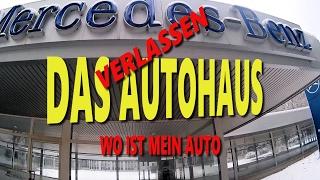 Lost Place das verlassene Mercedes Benz Autohaus in NRW.... Wo ist mein Auto ?????