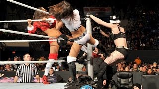 WWE Tribute to the Troops 2014: Divas Battle Royal (720p)