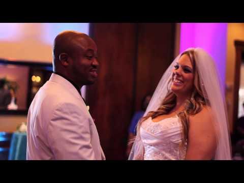 Caryn & Cleveland's Wedding Trailer