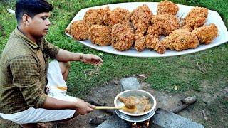 KFC Chicken   How To Make KFC Chicken at Home   KFC Chicken Recipe