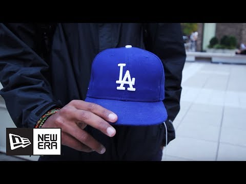 Man on the Street: Breaking In Your New Era Cap | New Era Cap