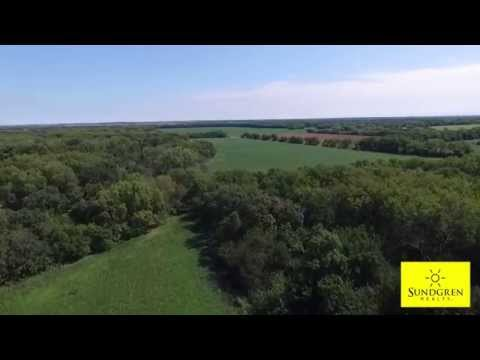 SOLD! 57.8 Acres Butler County Tillable, River, Timber, Hunting, & Investment Land Auction