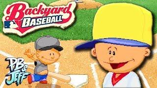 PABLO MVP! - Backyard Baseball (Part 1)   Humongous Entertainment