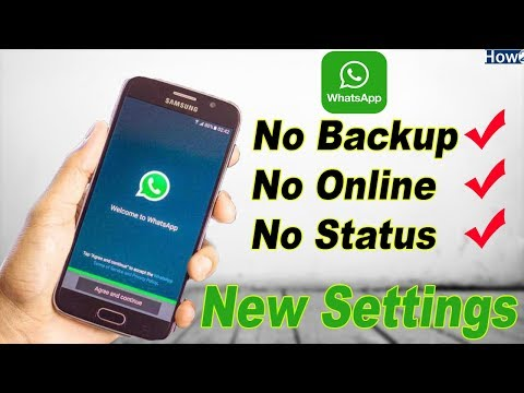 Must Use Whatsapp Most Important Settings | New Privacy Security | Hidden Feautures 2018