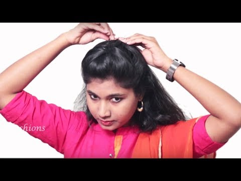10 Quick & Beautiful self Hair style for ladies // Easy Hair style Tutorials 2018