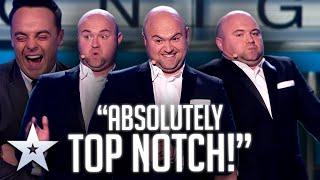 Danny Posthill - The BGT Comedy KING!   Live Shows   BGT Series 9