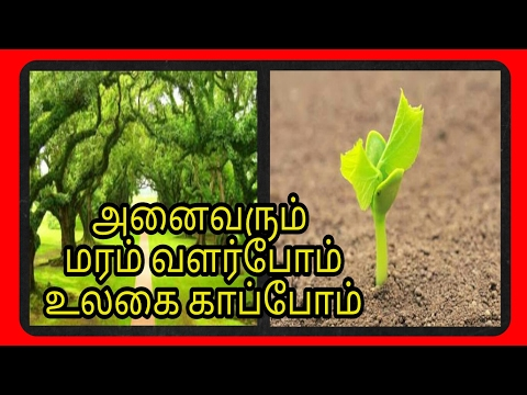 SAVE THE WORLD FROM GLOBAL WARMING IN TAMIL
