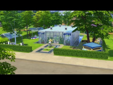 Community Garden Speed Build