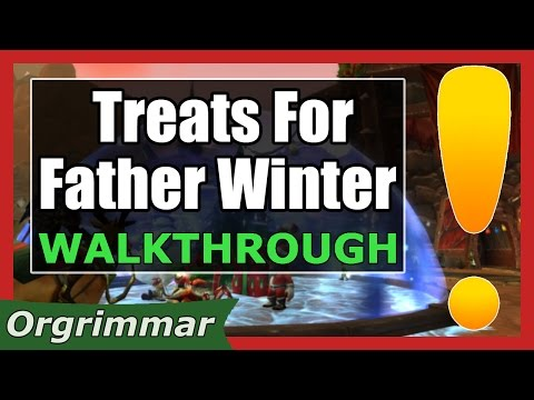 Treats For Greatfather Winter 2016 | Small Egg Farming Location Included