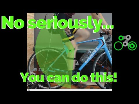 DIY Bike Fit ? -- Yes, You will learn a ton!!