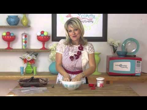 #3 Cake Pop Dough