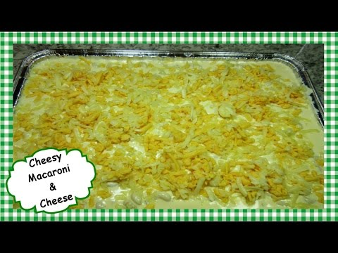 The Best Extra CREAMY Baked Macaroni and Cheese ~ Mac N Cheese Recipe