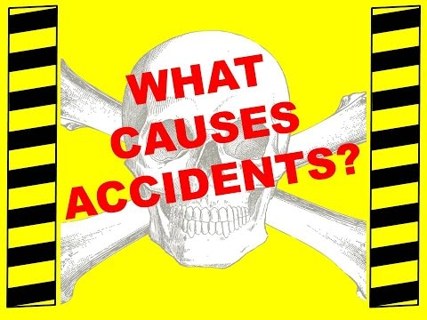 What Causes Accidents - Safety Training Video - Preventing Accidents & Injuries