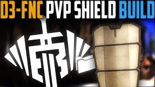 The Division   D3-FNC/Defense PvP Tank Build   Patch 1.8