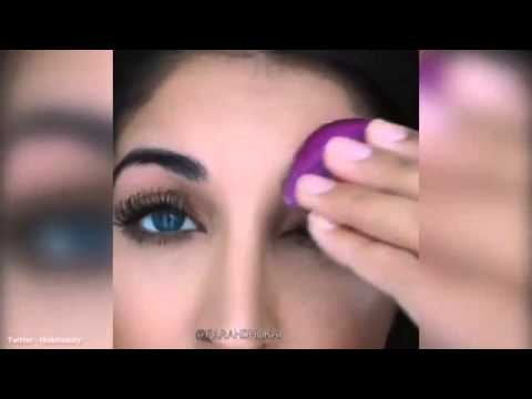 How rubbing an ONION on your eyebrows make them grow faster