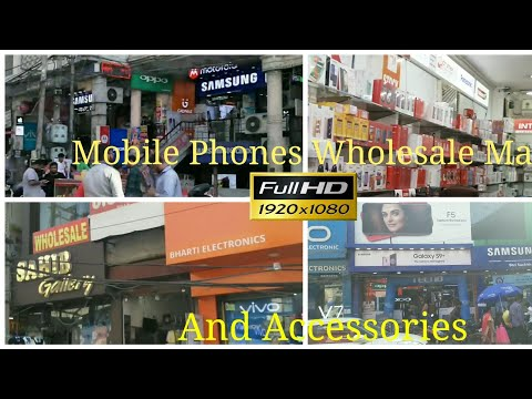 Wholesale Market of Mobiles in Ludhiana, Very cheap rates.