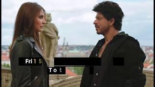 Jab Harry Met Sejal I Shah Rukh Khan, Anushka Sharma I Releasing On - 4th August