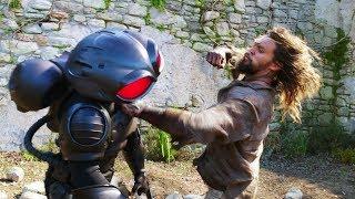 Aquaman vs Black Manta. Sicily | Aquaman [4k]