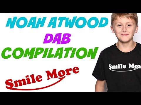 Noah Atwood Dab Compilation    RomanAtwoodVlogs   HD