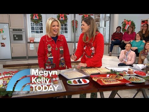 Food Blogger Siri Daly: How To Throw A Holiday Party With An Ugly Sweater Theme | Megyn Kelly TODAY