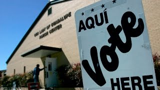 Texas gerrymandering discriminates against Hispanics