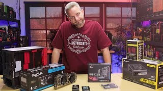 How fast can JayzTwoCents build a computer?