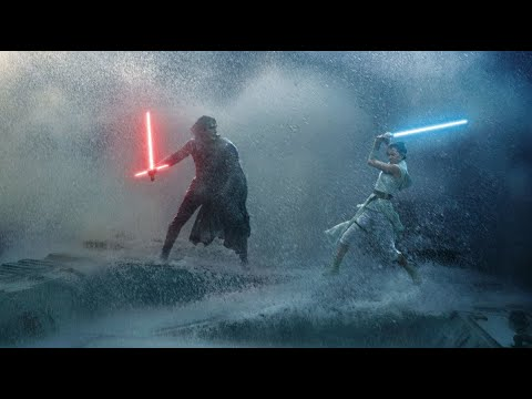 STAR WARS VIII THE LAST JEDI LEAKED PROOF OF CONCEPT CLIP DISNEY EMAILS [EXPLANATION IN DESCRIPTION]