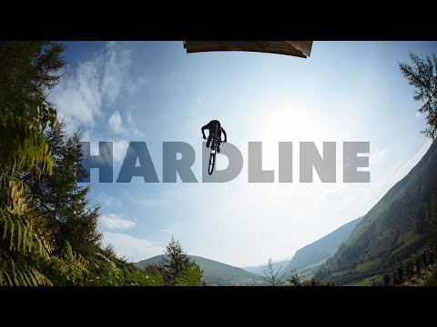 Aggressive Downhill Mountain Bike Racing - Red Bull Hardline