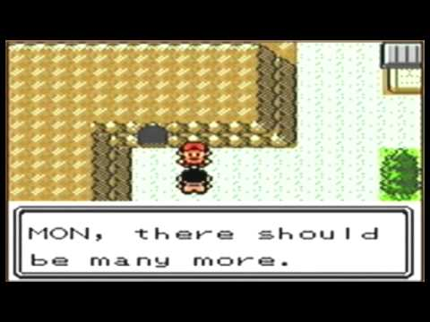 Let's Play Pokémon Silver, Part 48 - Unown Dungeon