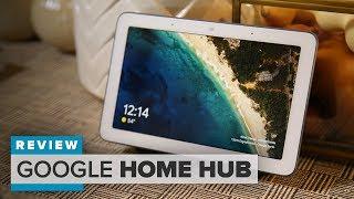 Google Home Hub review: Small smart display with big smart home powers