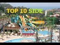 Download TOP 10 BEST 5 STAR HOTELS SIDE, TURKEY 2018. MP3,3GP,MP4