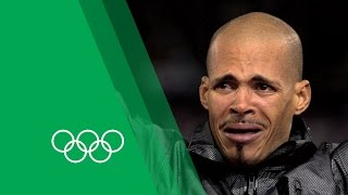Félix Sánchez on his Olympic journey - Exclusive Interview   Olympic Rewind