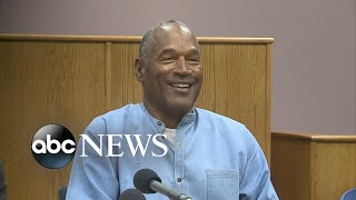 Chairman calls OJ Simpson 90 instead of 70 years old
