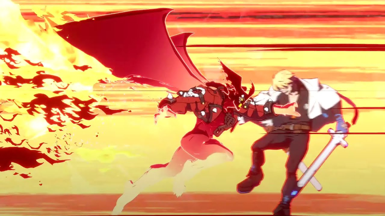 Guilty Gear Strive  - All Super Attacks (Overdrives) (PS5) (4k) ギルティギア ストライヴ
