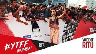 YTFF 2019 - VoiceOfRitu Behind The Scenes 💯