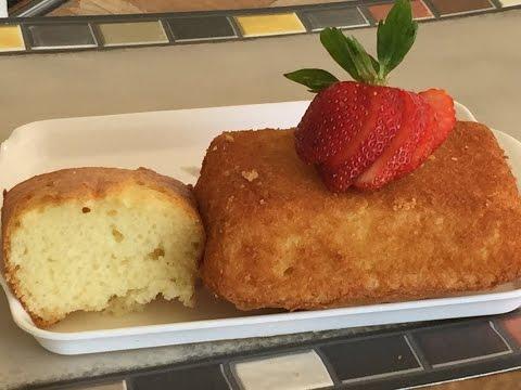 Pressure Cooker Vanilla Cake | Eggless Cake Video Recipe by Bhavna
