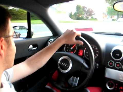 2002 Audi TT 1.8T turbo spool