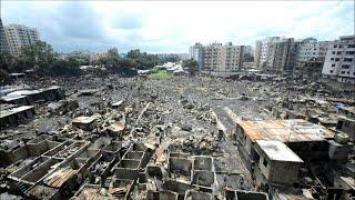 10,000 homeless after fire razes Bangladesh slum | AFP