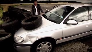 Could you be a Top Gear presenter? DIY Top Gear - Top Gear Uncovered